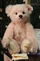 steiff bears*England's Rose- Limited Edition No: 3,341*Ean 661983