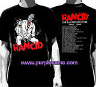 RANCID:Ventriliquist:T-shirt NEW:SMALL ONLY