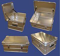Alubox Industrie Kiste 20276 ca 175 l  580 x 580 x 600mm Gummi-Deckeldichtung