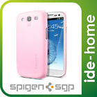 SPIGEN SGP Samsung Galaxy S3 Case Ultra Thin Air Sherbet Pink
