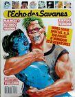 l'ECHO des SAVANES magazine BD sexy HORS SERIE hs n° 3 nouvelle série 1987 TBE