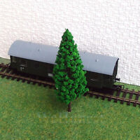 50 pcs Model Trees Pine Trees for OO gauge layouts 110mm x 40mm #11040