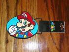 Nintendo Super Mario Brothers Enamel Metal Belt Buckle BNWT