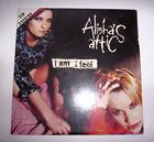 CD SINGLE ALISHA'S ATTIC I AM I FEEL