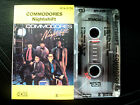 THE COMMODORES CASSETTE TAPE NIGHTSHIFT MADE IN AUSTRALIA 1985