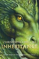 Inheritance: Book Four by Christopher Paolini (Paperback, 2012)