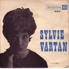 "7"" 45 TOURS JUKEBOX FRANCE SYLVIE VARTAN ""Si Je Chante +1"" 1963 YE-YE"