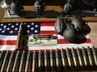 50 CAL BMG SHELL BEER  BOTTLE OPENER KEYCHAIN  RING 1 1/2