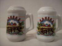 Souvenir Kansas Salt & Pepper Shakers