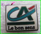 Pin's Banque de France CA Crédit Agricole le bon sens #1486