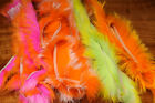 Two Tone Rabbit Crosscut Zonker Strips for Fly and Jig Tying