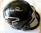 MATT RYAN SIGNED ATLANTA FALCONS MINI HELMET PHOTO PROOF COA PRIVATE SIGNING
