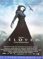 Original 1999 Film Advert 'BELOVED' Oprah Winfrey - Vintage Movie Print Ad