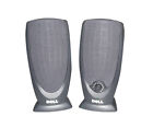 Dell A215 Computer Speakers sound pair 2 used work