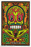 POSTER : BEER & LIQUOR : XXX TEQUILA - MASK - BLACK LIGHT FREE SHIP #3528 LW16 M
