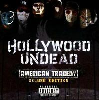Hollywood Undead: American Tragedy [Deluxe Edition] CD