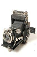 ZEISS SUPER IKONTA (C) 530/2. 10.5CM 4.5 TESSAR. 6X9CM ON 120 FILM.
