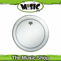 "New Remo 18"" Coated Powerstroke 3 Bass Drum Skin + Falam - PS3 Head - P3-1118-C2"