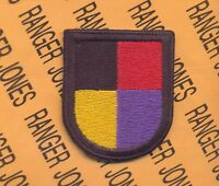 USACAPOC 478th Psychological Operations Bn Airborne beret flash patch
