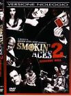 SMOKIN' ACES 2 ASSASSINS' BALL DVD VERS. NOLEG. FASCETTA STRAPPATA SU UN ANGOLO