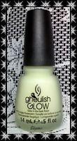China Glaze *~Ghoulish Glow~* Nail Polish Nail Lacquer Haunting Glow In The Dark