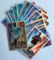 MATCH ATTAX  EXTRA 11 12  PICK CHOOSE MAN OF THE MATCH CARDS NEW FREE UK POSTAGE