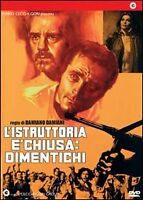 L'ISTRUTTORIA E' CHIUSA DIMENTICHI - Damiani DVD Nero Cucciolla Steiner