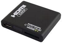 Sumvision Cyclone Micro 2+ MKV HD Multi Media Player 1080p, HMDI, Coaxil