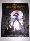 PROGRAMME OFFICIEL JOHNNY HALLYDAY TOUR 66