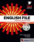 English File Elementary. Student's book, workbook with key and CD