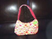 Vera Bradley Making Waves Hobo in Folkloric shoulder bag purse NWT Fast ship