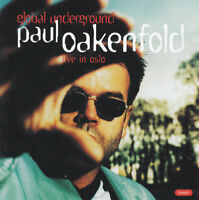 Paul Oakenfold - Global Underground (Oslo) (2 X CD)