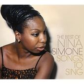 Nina Simone - Songs To Sing (The Best Of) (2 X CD)