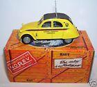 NOREV HACHETTE CITROEN 2CV AZLP 1957 ASSISTANCE COMMERCIALE BOX 1/43 occasion