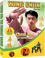 Learn Chum Kiu - The Combat Bridge of Wing Chun DVD