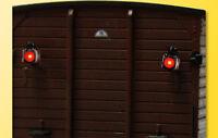SH Viessmann 5069 Zugschlusslaternen mit LED Fabrikneu