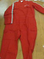 Brand New and Genuine Official VAUXHALL Work Boiler Suit Overall / Coverall