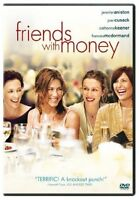 Friends With Money (DVD, 2006, Widescreen/Full Frame Edition) Jennifer Aniston