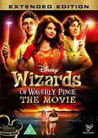 Wizards Of Waverly Place - The Movie (Disney DVD)