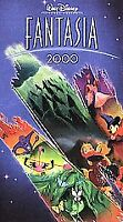 Fantasia 2000 (VHS, 2000, With Commemorative Booklet)