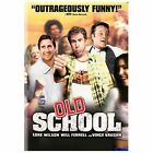 Old School (DVD, 2003, Full Frame R-Rated Version)