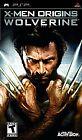 X-Men Origins: Wolverine (Sony PSP, 2009)