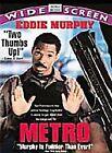 Metro (DVD, 1998, Widescreen)