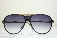 Loris Azzaro Plus 4 Carbon Vintage Sunglasses Made in France Aviator Sunglasses