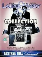 Laurel And Hardy Collection - Vol. 3 (DVD, 2004)