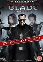 Blade Trinity (DVD, 2005, 2-Disc Set, Extended Version)
