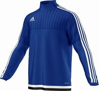 Adidas Tiro 15 Training Sweatshirt, blau