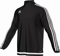 Adidas Tiro 15 Training Sweatshirt, schwarz