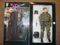 Hong Kong Police SDU Lam 1/6 Scale Action Figure by dragon **U.S. SELLER**   NEW