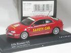 Sonderpreis: Minichamps Alfa Romeo GT Safety Car rot in OVP